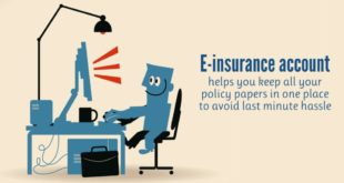 e-INSURANCE ACCOUNT (EIA)
